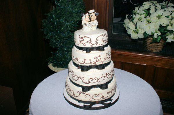 Tmx 1232374994578 Crystal%27sweddingcake Jessup, MD wedding cake