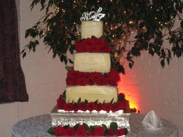 Tmx 1232375398687 Lisa%27sWeddingcake3 Jessup, MD wedding cake