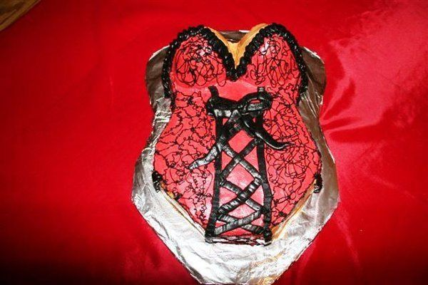 Tmx 1232375573015 Corsetcake Jessup, MD wedding cake