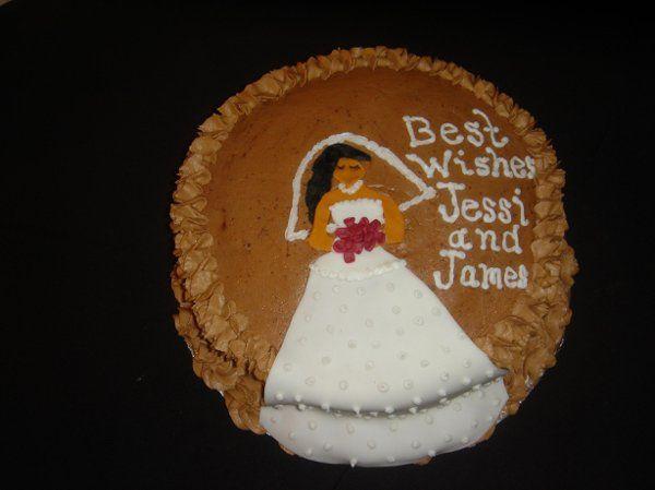 Tmx 1232375682984 FondantBride Jessup, MD wedding cake