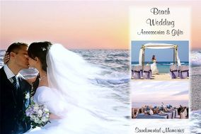 Sandimental Memories, Beach Wedding Accessories, Gifts & more