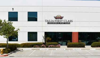 Talia First Class Limousines and Wine Tours