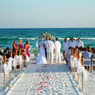 beach weddingstockphoto 80145430std