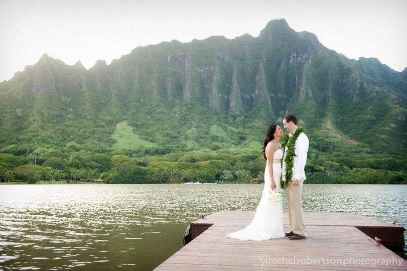 kualoa ranch private nature reserve hawaii venue On kualoa ranch wedding