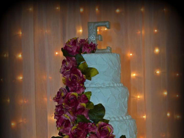 Tmx 1468014297403 07march2015 Candacebridal2 Santa Fe wedding cake