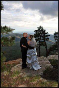 Mogollon Rim Wedding in Arizona - Payson, Heber, Forest Lakes