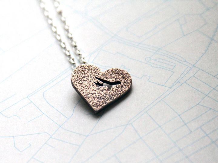 Tmx 1377188478439 Heartairplane Washington wedding jewelry