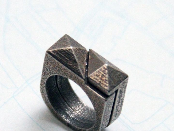 Tmx 1377188770627 2peaksring Washington wedding jewelry