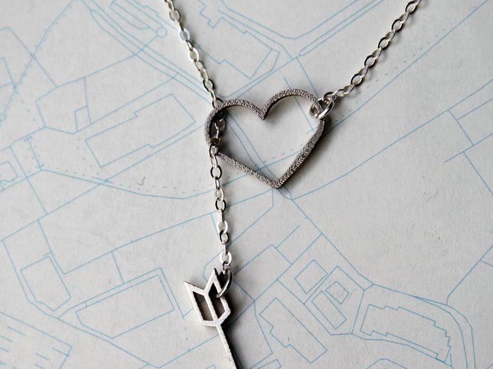 Tmx 1377188797668 Heartarrow Washington wedding jewelry