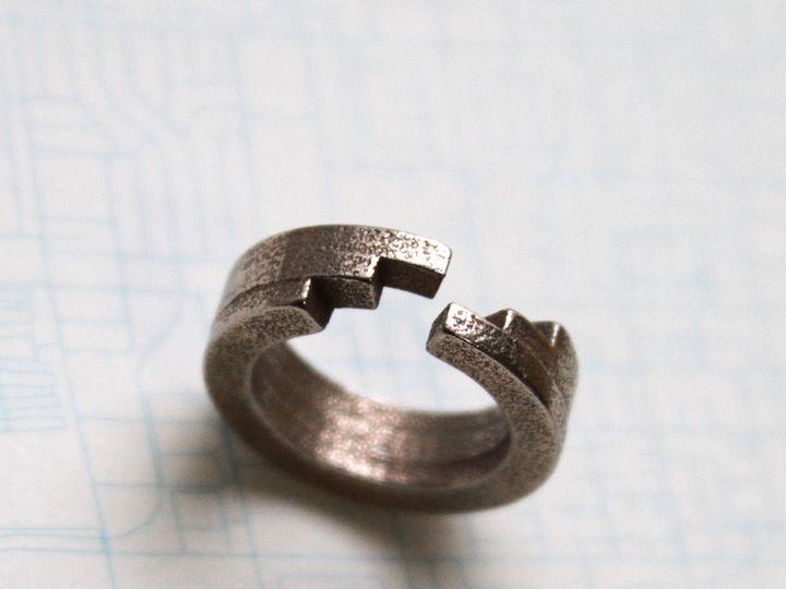 Tmx 1377188811521 Stepring03 Washington wedding jewelry