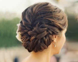 great hair style for brides
