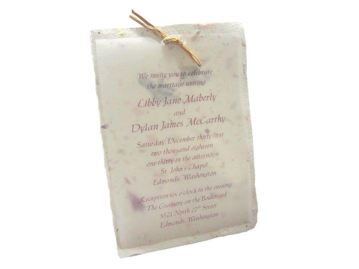 Tmx 1362502024426 Whitefloraloverlay Saint Louis wedding invitation