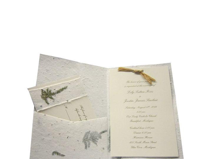 Tmx 1362502406885 Pocketwcard2cutout Saint Louis wedding invitation