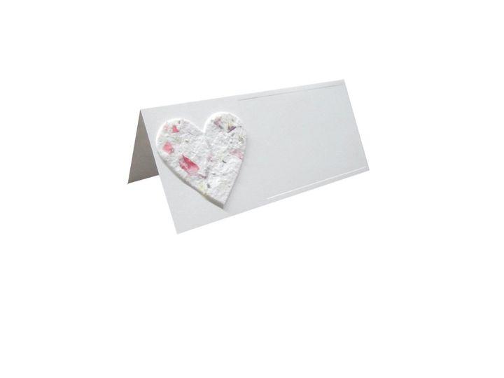 Tmx 1362503877256 Heartplacecard Saint Louis wedding invitation