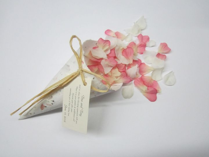 Tmx 1374524290051 Cone W Petals Saint Louis wedding invitation