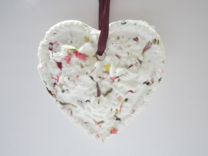 Tmx 1374524642120 Embossed Heart Favor Saint Louis wedding invitation