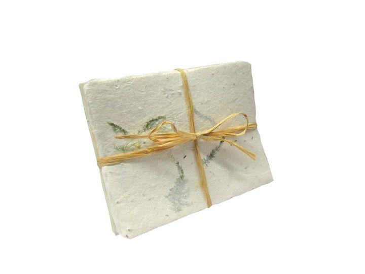 Tmx 1374525194791 White Fern Seed Paper Stationery Cutout Saint Louis wedding invitation
