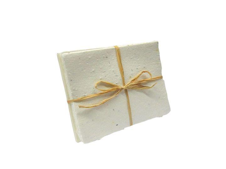 Tmx 1374525224087 White Seed Paper Stationery Cutout Saint Louis wedding invitation