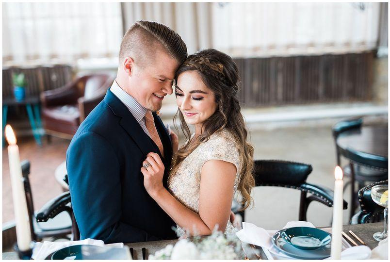Tattersall Wedding