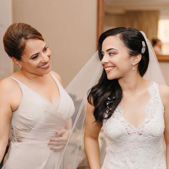 Maryland Bride