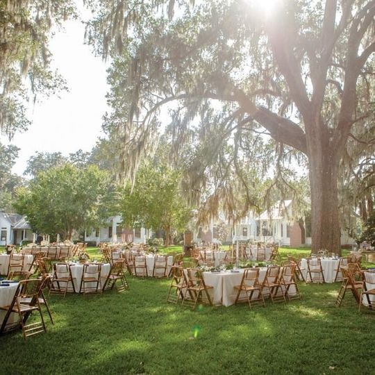 The southwood house cottages venue tallahassee fl for Southwood house