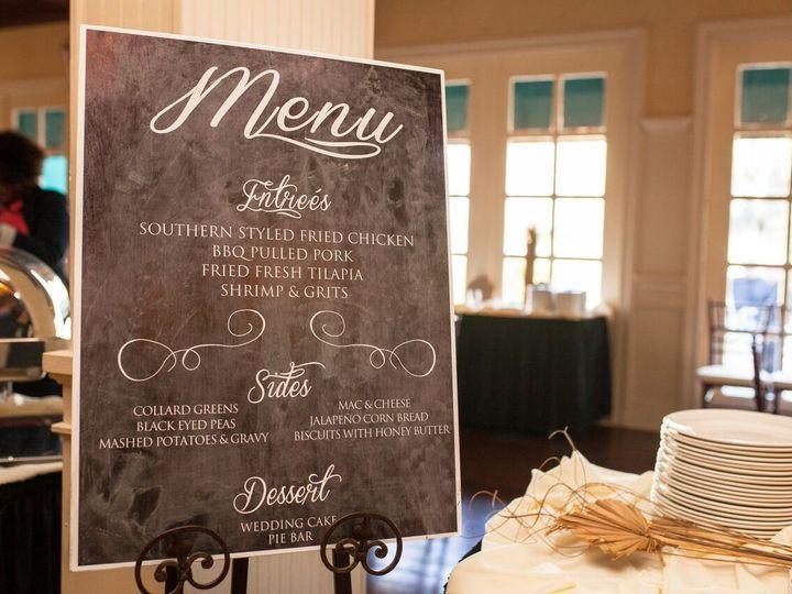 Tmx 1441220954759 Menu Lake Mary, FL wedding planner
