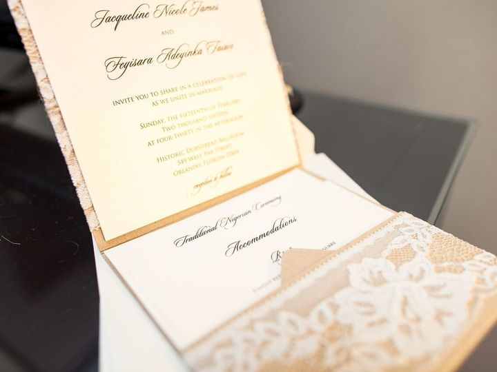 Tmx 1441221275313 Invitation Lake Mary, FL wedding planner