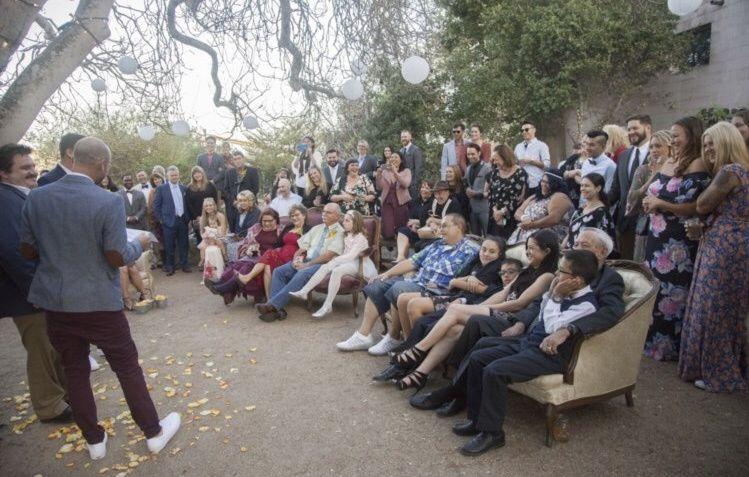 Buckeye Tree Ceremony