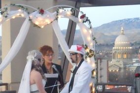 A Time To Be Happy - Wedding Officiant / Minister