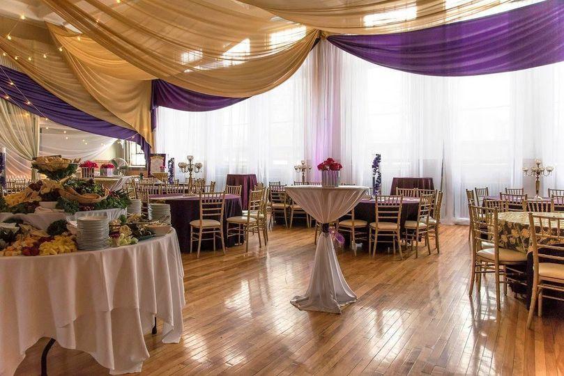 Wedding reception/Main Hall