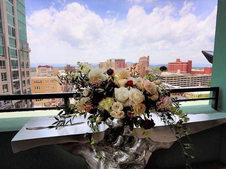 Tmx Ledge Ceremony 9 51 942144 1570988630 Asheville, NC wedding venue