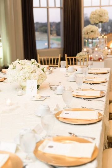 Table setting | Meggie Taylor Photography