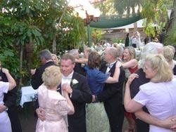 With music from the 40's all the way up to the latest hits we will keep all your guests happy!