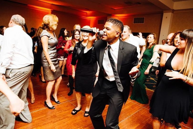 Markus on the Dance Floor