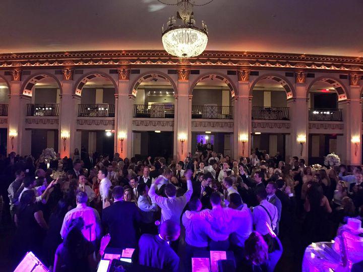Packed Dance Floor at the Ben!