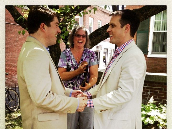 Tmx 1394382673538 Tim And Jonathan 7 5 1 Salem wedding officiant