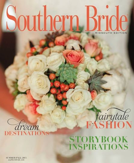 southern bride cover