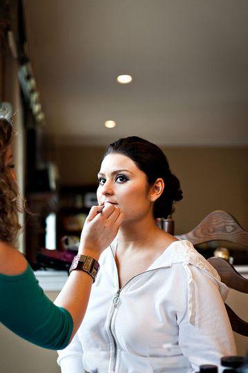 Custom Makeup Design by Alia