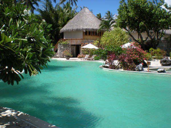 Same honeymoon, different area of Frency Polynesia.