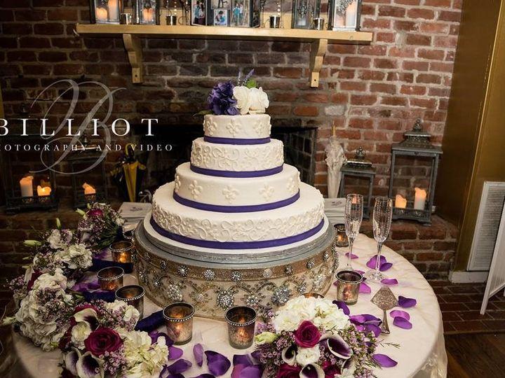 Tmx Cake2 51 31244 1559659714 Westwego, LA wedding venue