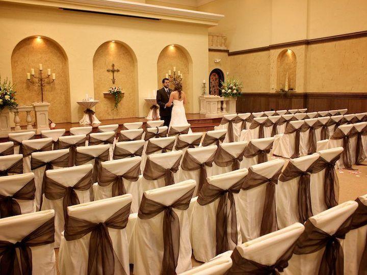 Tmx 1525884896 C37f0ac971d262b2 1525884894 54b90433724005d9 1525884894955 31 Tuscany Inside Ch Tyler, TX wedding venue