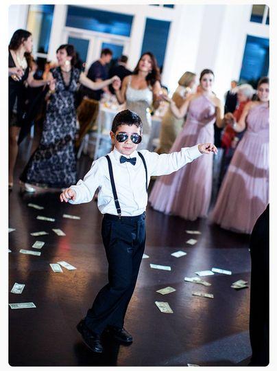 Tykes crushing the dance floor