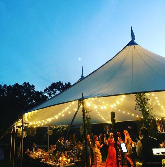Mid summer wedding