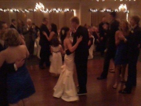 olthoff wedding reception