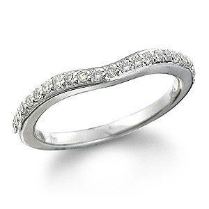 Tmx 1415032729352 Custom Curve Band 2 Salem wedding jewelry