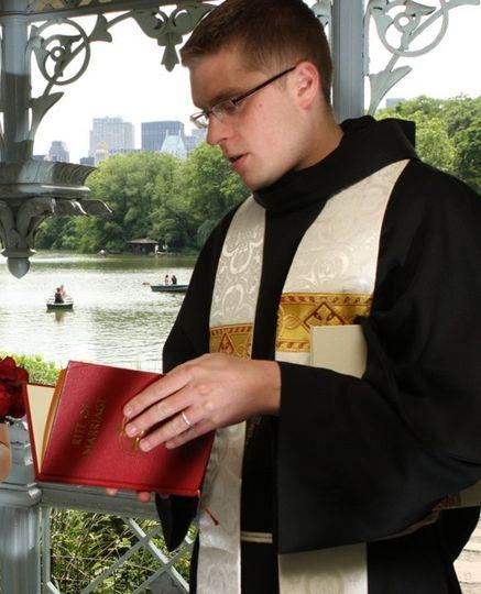 Fr. Matthew Bailey