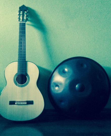Ravner Salinas Classical Guitarist