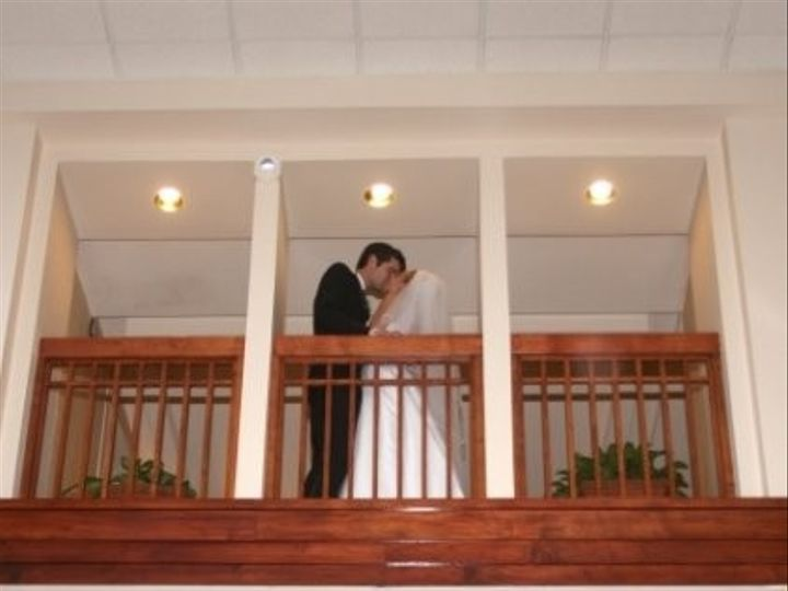 Tmx 1473947119808 Balcony.bridal Party Feasterville Trevose wedding venue