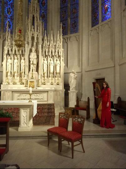 Location: St. James Chapel