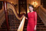 Harpist LeAnne Bennion image